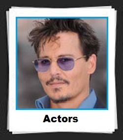 100 Pics Actors Answers