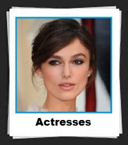 100 Pics Actresses Answers