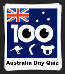 100 Pics Australia Day Quiz Answers