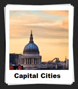 100 Pics Capital Cities Answers