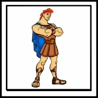 100 Pics Cartoon Characters Level 8