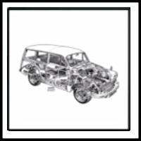 100 Pics Classic Cars Level 3