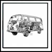 100 Pics Classic Cars Level 6