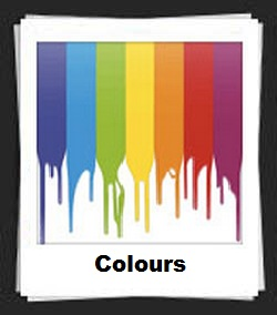 100 Pics Colours Answers