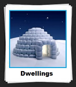 100 Pics Dwellings Answers
