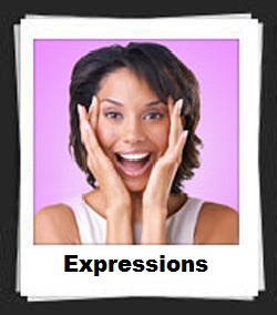 100 Pics Expressions Answers