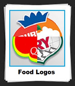 100 Pics Food Logos Answers