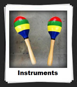 100 Pics Instruments Answers