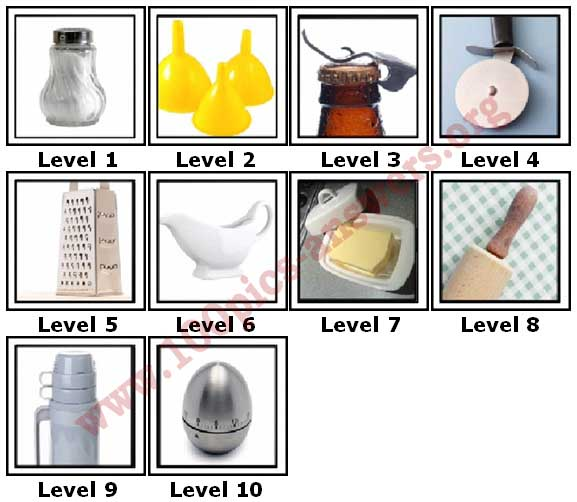 100 Pics Kitchen Gadgets Answers1