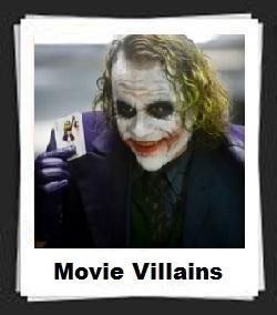 100 Pics Movie Villains Answers