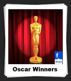 100 Pics Oscar Winners Answers