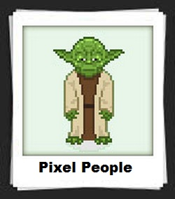 100 Pics Pixel People Answers