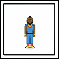 100 Pics Pixel People Level 8