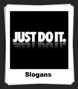 100 Pics Slogans Answers