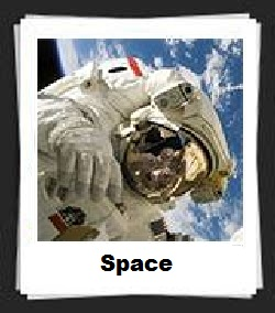 100 Pics Space Answers