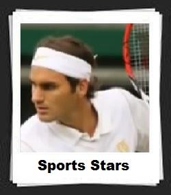 100 Pics Sports Stars Answers