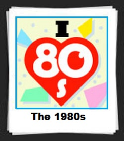 100 Pics The 1980s Answers