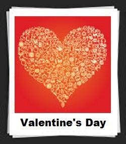 100 Pics Valentine's Day Answers