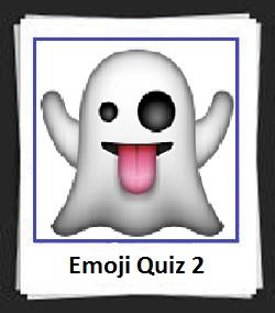 100 Pics Emoji Quiz 2 Answers