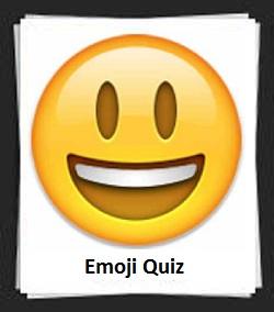 100 Pics Emoji Quiz Answers