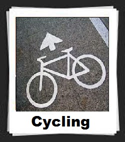 100 Pics Cycling Answers