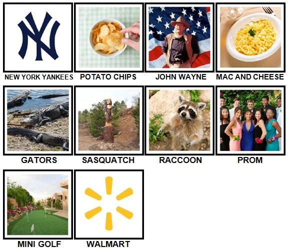 100 Pics I Love USA Answers 51-60