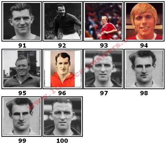 100 Pics Liverpool FC Icons Level 91 Answers