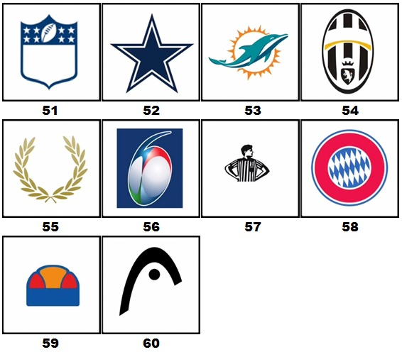 Level 100 Sports Logos 100 Pics Sports Logos Level