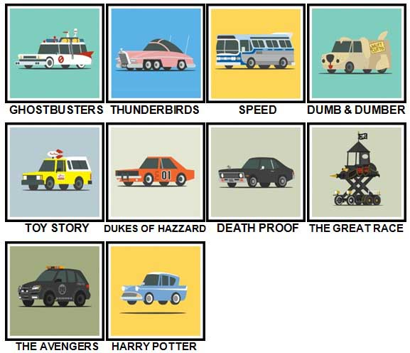 100 Pics Star Cars Level 11 20 Answers 100 Pics Answers