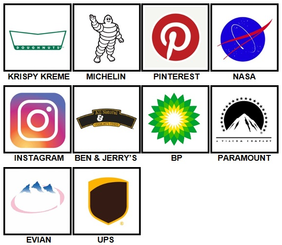 100 pics logos level 31 40 answers 100 pics answers 100 pics logos level 31 40 answers altavistaventures Images