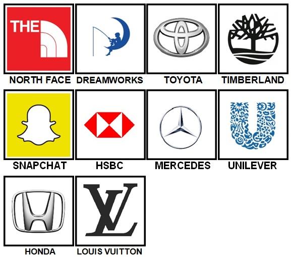 100 pics logos level 51 60 answers 100 pics answers 100 pics logos level 51 60 answers altavistaventures Images