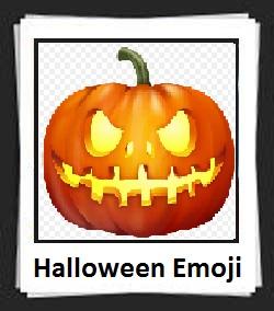 100 Pics Halloween Emoji Answers