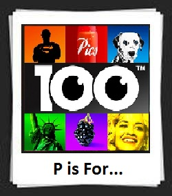 100 Pics P is For Answers