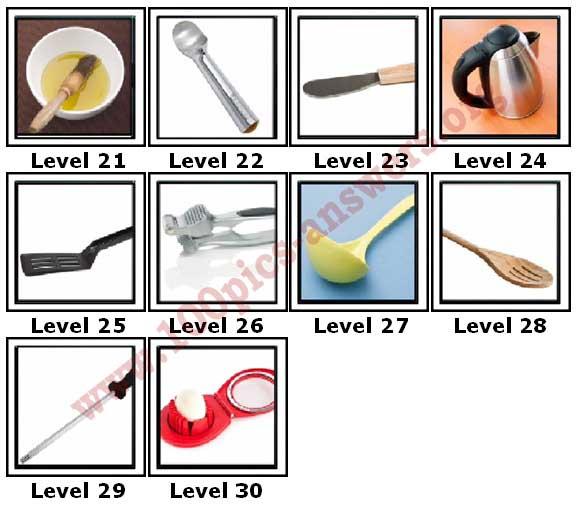 100 Pics Kitchen Gadgets Answers21