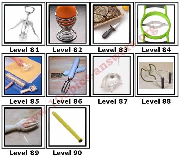 100 Pics Kitchen Gadgets Answers81