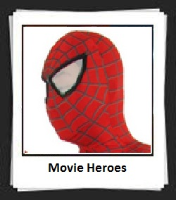 100 Pics Movie Heroes Answers