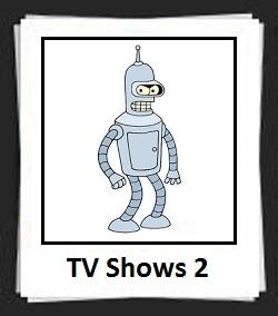 100 Pics TV Shows 2 Answers