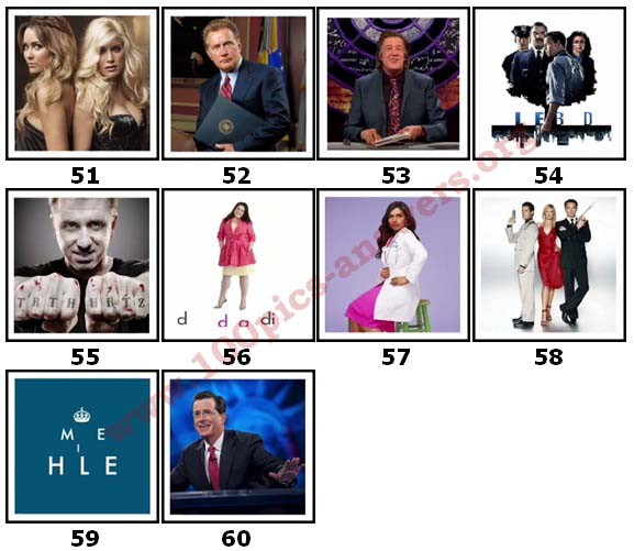 100 Pics TV Shows 2 Answers51