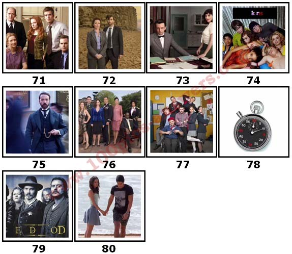 100 Pics TV Shows 2 Answers71