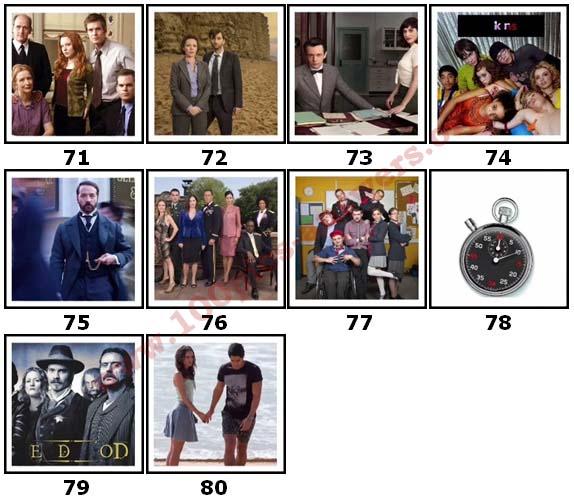 100 Pics TV Shows 2 Answers71