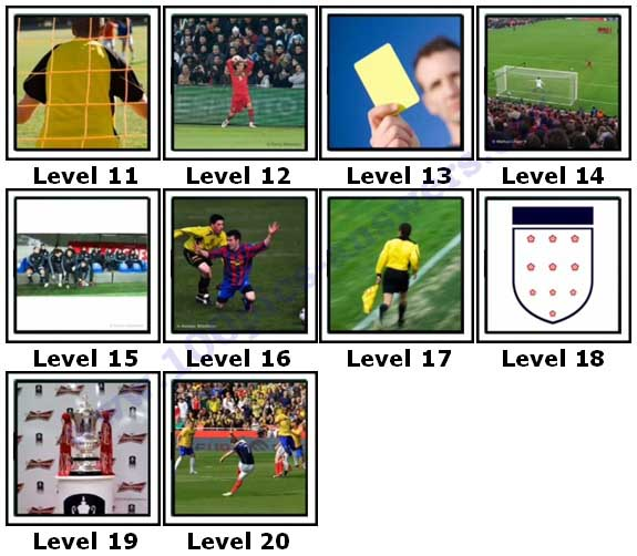 100 Pics Football Focus Answers11