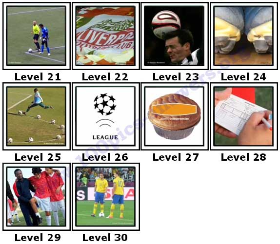 100 Pics Football Focus Answers21