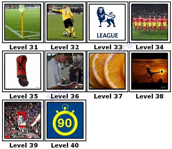 100 Pics Football Focus Answers31
