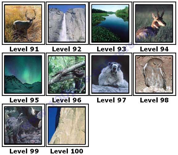 100 Pics North America Answers91