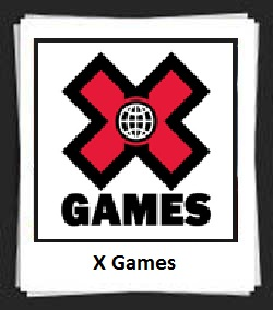 100 Pics X Games Answers