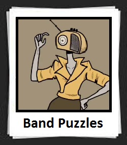 100 Pics Band Puzzles Answers