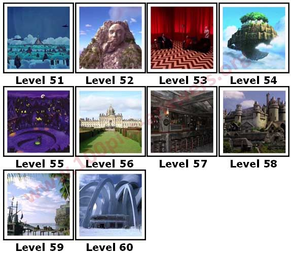 100 Pics Fantasy Lands Answers51