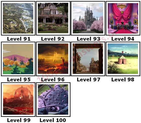 100 Pics Fantasy Lands Answers91