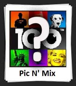 100 Pics Pic N' Mix Answers