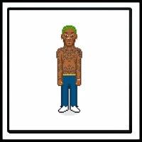100 Pics Pixel People Level 57